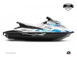 Graphic Kit Jet-Ski Eraser Yamaha EX White Blue LIGHT