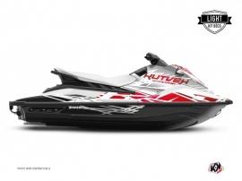 Graphic Kit Jet-Ski Eraser Yamaha EX White Red LIGHT