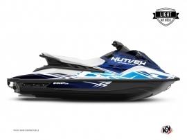 Graphic Kit Jet-Ski Eraser Yamaha EX Blue LIGHT