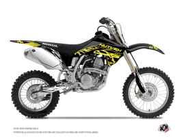 Graphic Kit Dirt Bike Eraser Fluo Honda 150 CRF Yellow