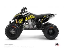 Graphic Kit ATV Eraser Fluo KTM 450-525 SX Yellow