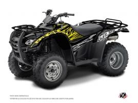 Graphic Kit ATV Eraser Fluo Honda Rancher 420 Yellow