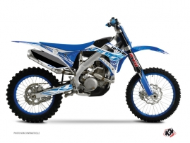 TM MX 125 Dirt Bike ERASER Graphic kit Blue