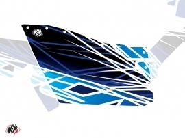 Graphic Kit Doors Origin Polaris Eraser UTV Polaris RZR 570/800/900 2008-2014 Blue