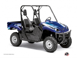 Graphic Kit UTV Eraser Yamaha Rhino Blue