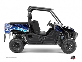 Graphic Kit UTV Eraser Yamaha Viking Blue