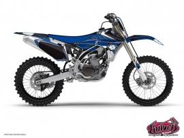 Yamaha 125 YZ Dirt Bike FACTORY Graphic kit