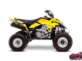 Graphic Kit ATV Factory Suzuki 400 LTZ IE