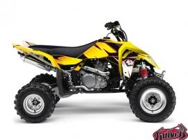 Suzuki 450 LTR ATV FACTORY Graphic kit