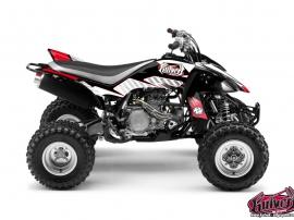 Yamaha 450 YFZ ATV FACTORY Graphic kit Red