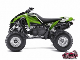 Kawasaki 700 KFX ATV FACTORY Graphic kit