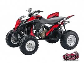 Graphic Kit ATV Factory Honda 700 TRX