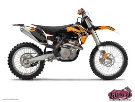 Graphic Kit Dirt Bike Factory KTM 85 SX