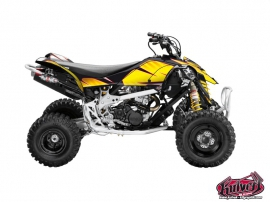 Can Am DS 450 ATV Factory Graphic Kit