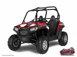 Polaris RZR 800 UTV Factory Graphic Kit
