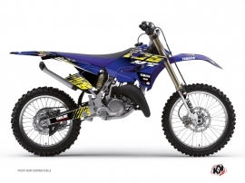 Graphic Kit Dirt Bike Flow Yamaha 250 YZ Yellow