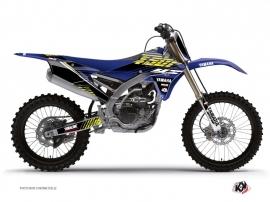 Graphic Kit Dirt Bike Flow Yamaha 250 YZF Yellow