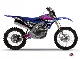 Graphic Kit Dirt Bike Flow Yamaha 250 YZF Pink