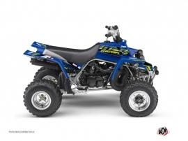 Graphic Kit ATV Flow Yamaha Banshee Yellow