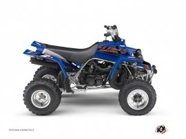 Yamaha Banshee ATV FLOW Graphic kit Orange
