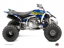 Graphic Kit ATV Flow Yamaha 450 YFZ R Yellow