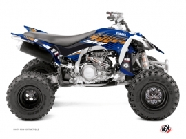 Graphic Kit ATV Flow Yamaha 450 YFZ R Orange