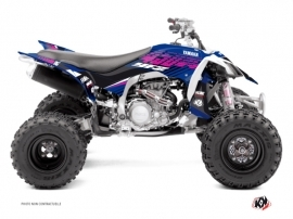 Graphic Kit ATV Flow Yamaha 450 YFZ R Pink