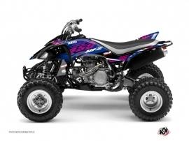 Yamaha 450 YFZ ATV FLOW Graphic kit Pink