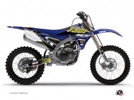 Graphic Kit Dirt Bike Flow Yamaha 450 YZF Yellow