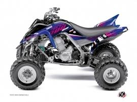 Graphic Kit ATV Flow Yamaha 660 Raptor Pink