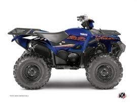 Yamaha 700-708 Grizzly ATV FLOW Graphic kit Orange