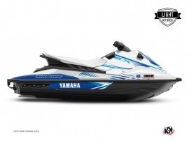 Graphic Kit Jet-Ski Flow Yamaha EX Blue White LIGHT