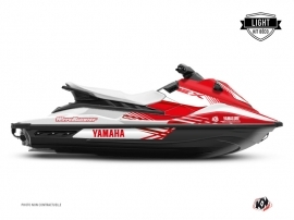 Graphic Kit Jet-Ski Flow Yamaha EX Red LIGHT