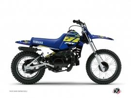 Yamaha PW 80 Dirt Bike FLOW Graphic kit Yellow