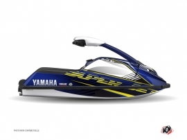 Graphic Kit Jet Ski Flow Yamaha Superjet Yellow