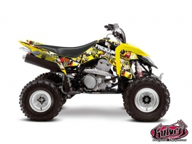 Graphic Kit ATV Freegun Suzuki 400 LTZ IE