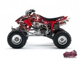 Graphic Kit ATV Freegun Honda 450 TRX