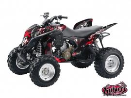 Graphic Kit ATV Freegun Honda 700 TRX