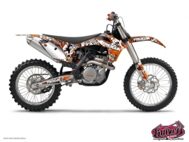 Graphic Kit Dirt Bike Freegun KTM 85 SX