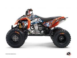 Graphic Kit ATV Freegun Eyed KTM 450-525 SX Orange
