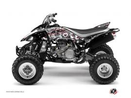 Yamaha 450 YFZ ATV FREEGUN Graphic kit Red