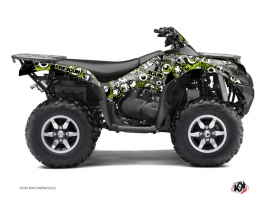 Kawasaki 650 KVF ATV FREEGUN Graphic kit Green