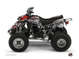 Yamaha Blaster ATV FREEGUN Graphic kit Red
