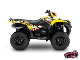 Graphic Kit ATV Freegun Suzuki King Quad 750