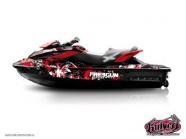 Graphic Kit Jet Ski Freegun Seadoo RXT-GTX
