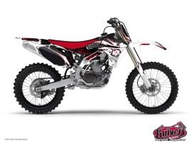 Yamaha 125 YZ Dirt Bike GRAFF Graphic kit Red