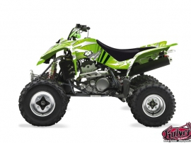 Kawasaki 400 KFX ATV GRAFF Graphic kit
