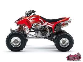 Graphic Kit ATV Graff Honda 450 TRX