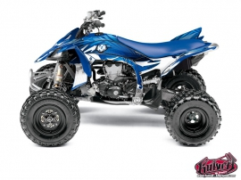 Graphic Kit ATV Graff Yamaha 450 YFZ R Blue
