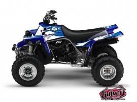 Graphic Kit ATV Graff Yamaha Banshee Blue
